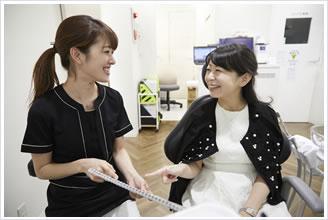 新津田沼歯科クリニック奏の杜の歯科衛生士求人